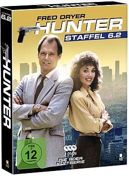 Hunter - Gnadenlose Jagd - Staffel 6.2 DVD