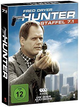 Hunter - Gnadenlose Jagd - Staffel 7.1 DVD