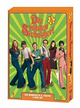 Die wilden Siebziger! - Season 4 / Amaray DVD