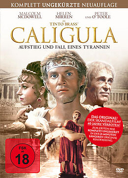 Caligula - Aufstieg und Fall eines Tyrannen DVD
