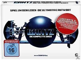 Gantz - Spiel um dein Leben - kompl. Box [Version allemande]