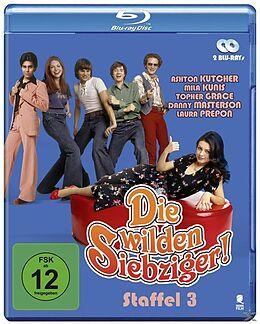 Die wilden Siebziger - Staffel 3 - BR [Versione tedesca]