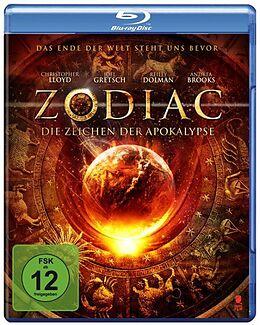 Zodiac - Die Zeichen der Apokalypse - BR Blu-ray