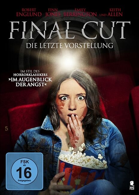 Final Cut - Die letzte Vorstellung [Versione tedesca]
