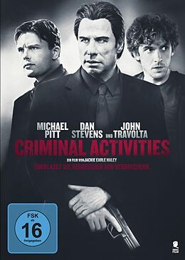 Criminal Activities DVD