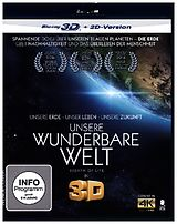 Unsere wunderbare Welt 3D [Version allemande]