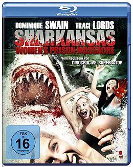 Sharkansas Women's Prison Massacre - BR Blu-ray