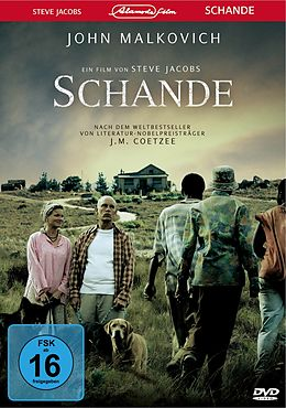 Schande DVD