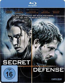 Secret Defense - Ltd. Steelbook Blu-ray