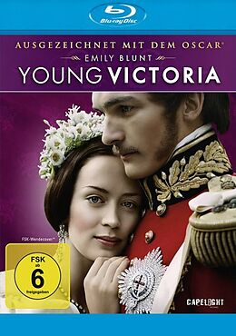 Young Victoria Blu-ray
