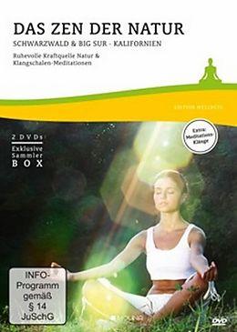 Das Zen der Natur: Schwarzwald & Big Sur - Kalifornien - Ruhevolle Kraftquelle Natur & Klangschalen-Meditationen [Versione tedesca]