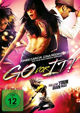 Go for It! DVD