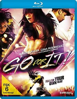 Go For It! - Blu-ray Blu-ray