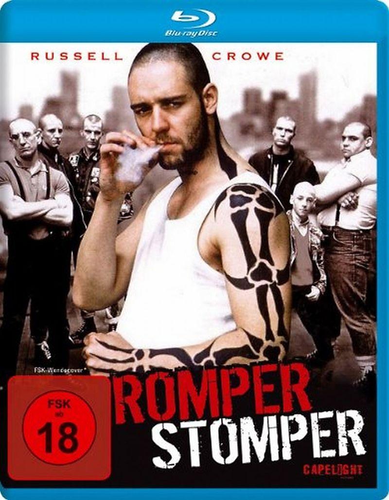 Romper Stomper - Blu-ray [Versione tedesca]