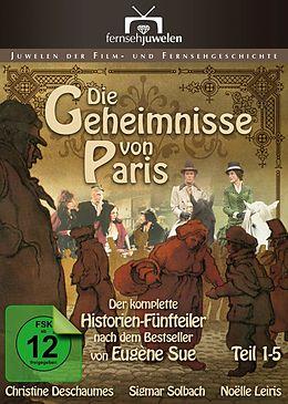 Die Geheimnisse von Paris DVD