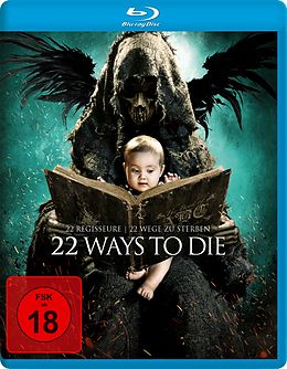 22 Ways To Die - Blu-ray (the Abcs Of Death) Blu-ray