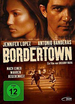 Bordertown DVD