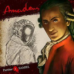 Audio CD (CD/SACD) Amadeus - Goliath (Partitur 7) von