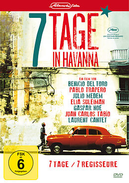 7 Tage in Havanna DVD