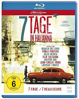 7 Tage in Havanna Blu-ray