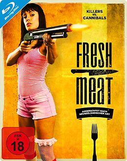 Fresh Meat (limited Steelbook) Blu-ray