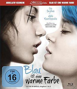 Blau ist eine warme Farbe Blu-ray