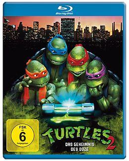 Turtles 2-das Geheimnis Des Ooze Blu-ray