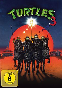 Turtles 3 DVD