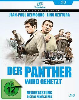 Der Panther Wird Gehetzt Blu-ray