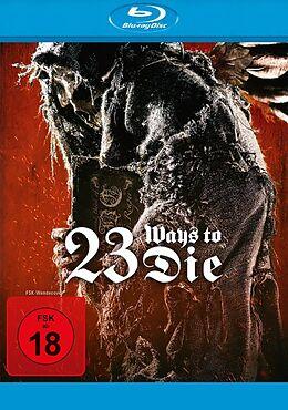 23 Ways to Die Blu-ray