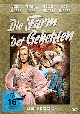Die Farm der Gehetzten DVD