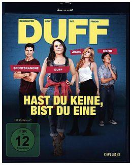 DUFF - Hast du keine, bist du eine! Blu-ray