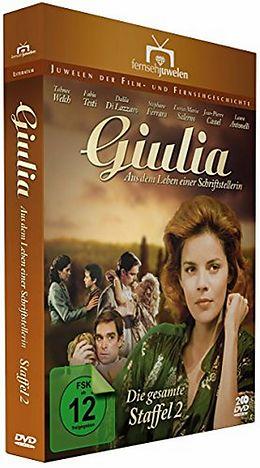 Giulia - Aus dem Leben einer Schriftstellerin (Staffel 2) - Staffel 02 [Versione tedesca]