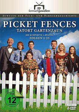 Picket Fences - Tatort Gartenzaun - Staffel 1 DVD