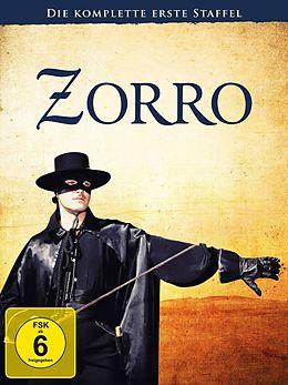 Zorro - Staffel 1 DVD