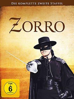 Zorro - Staffel 2 DVD