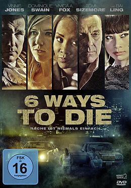 6 Ways to Die - Rache ist niemals einfach DVD