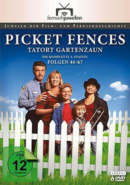 Picket Fences - Tatort Gartenzaun - Staffel 3 DVD