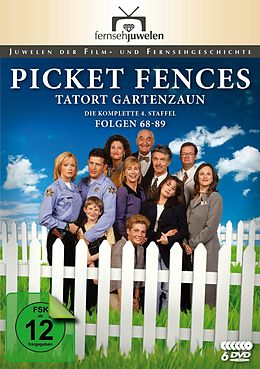 Picket Fences - Tatort Gartenzaun - Staffel 4 DVD