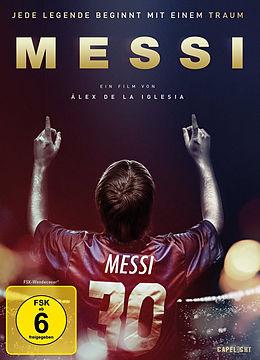 Messi DVD