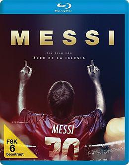 Messi Blu-ray