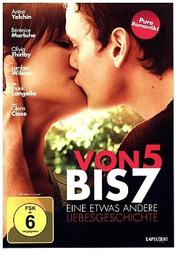 Von 5 bis 7 - Eine etwas andere Liebesgeschichte DVD