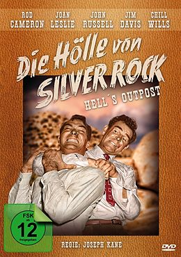 Die Hölle von Silver Rock DVD