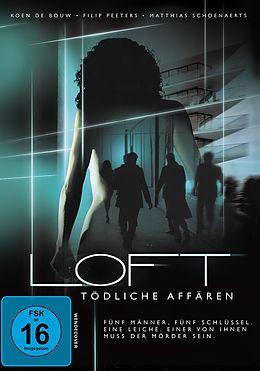 Loft - Tödliche Affären DVD