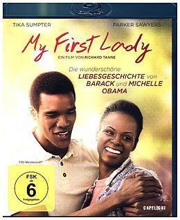 My First Lady Blu-ray