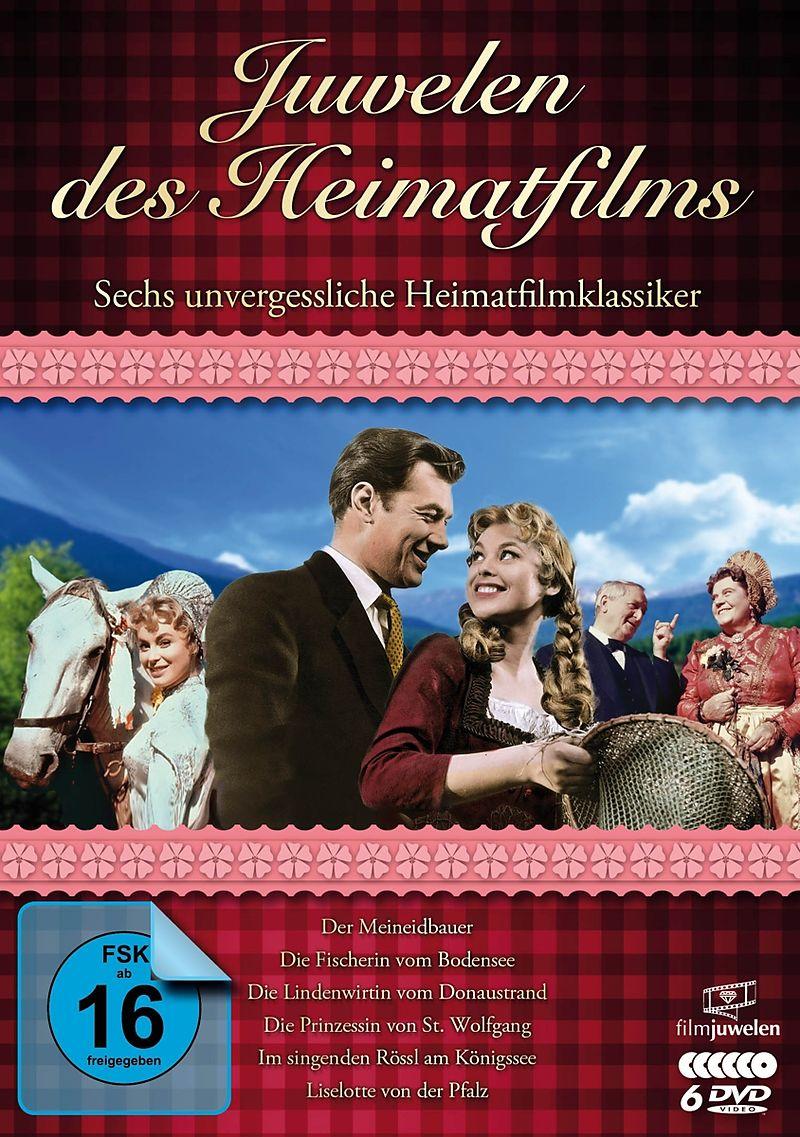 Juwelen des Heimatfilms - Sechs unvergessliche Heimatfilmklassiker [Version allemande]