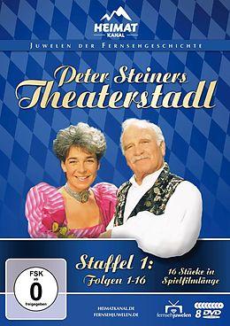 Peter Steiners Theaterstadl - Staffel 1 / Folgen 1-16 DVD