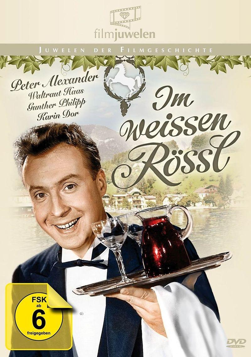 Im weissen Rössl - DVD - online kaufen | exlibris.ch