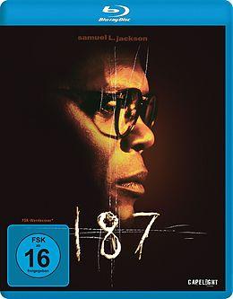 187 - Eine Tödliche Zahl Blu-ray