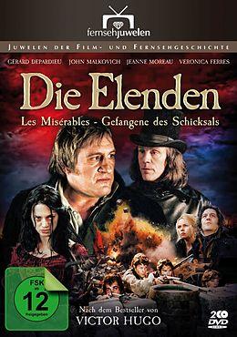Die Elenden - Les Misérables - Gefangene des Schicksals DVD